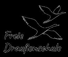 Logo der freien draußenschule